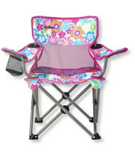 Kids' Base Camp Chair, Print