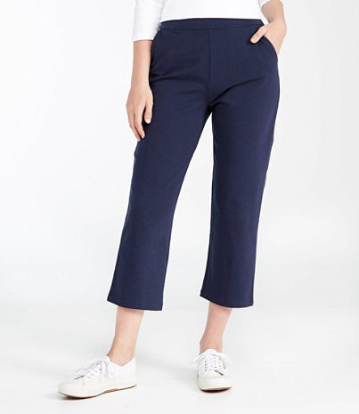 Women's Perfect Fit Pants, Cropped | Free Shipping at L.L.Bean