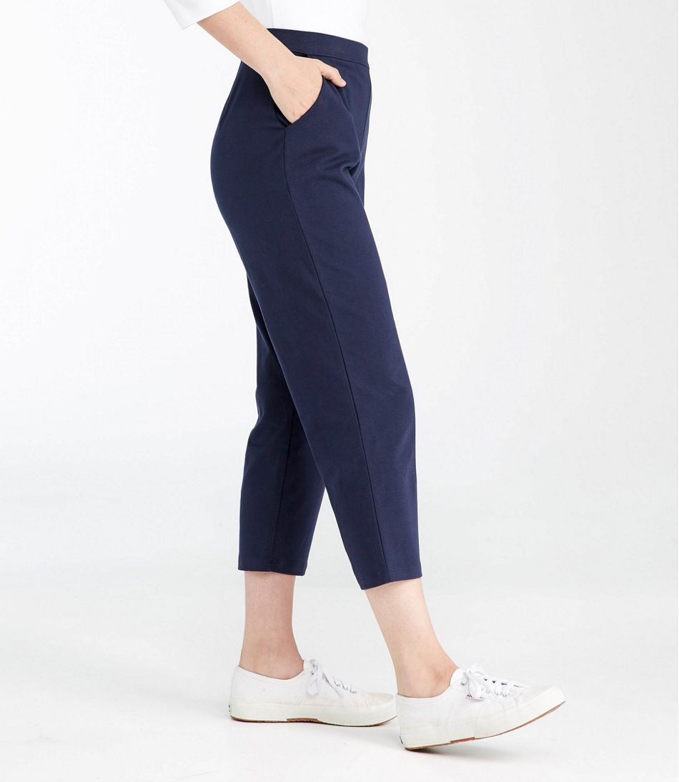 Perfect Fit Pants, Cropped