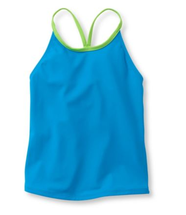Girls' BeanSport Y-Back Top