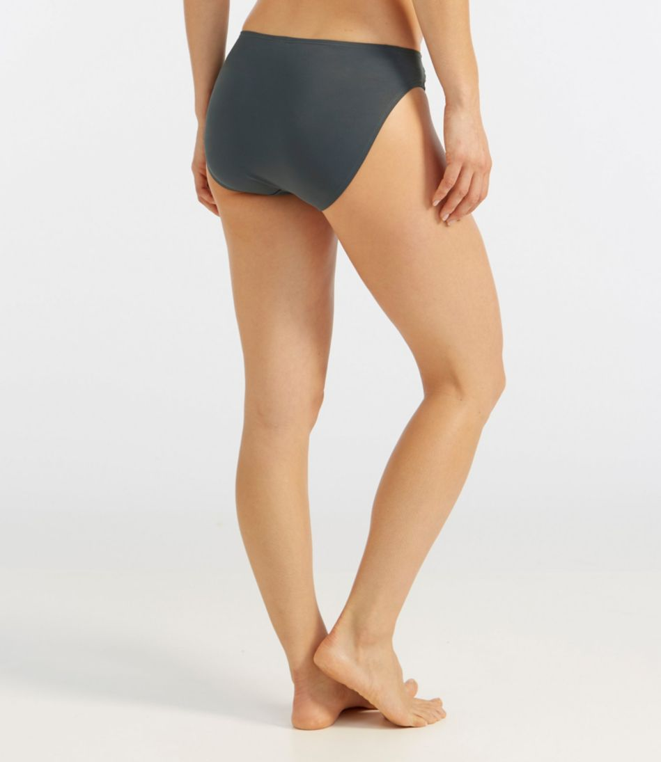 L.L.Bean Active Swim Collection, Mid-Rise Brief