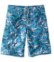 Boys Riptide Board Shorts, Print