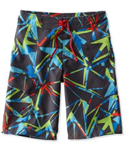Boys' Riptide Board Shorts, Print