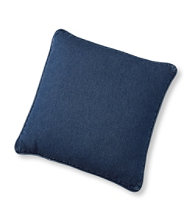 Washable Slipcover Throw Pillow