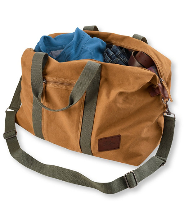 Field Canvas Duffle, Navy, large image number 3
