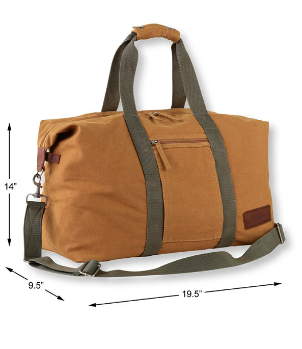 Field Canvas Duffle, Navy, large image number 5