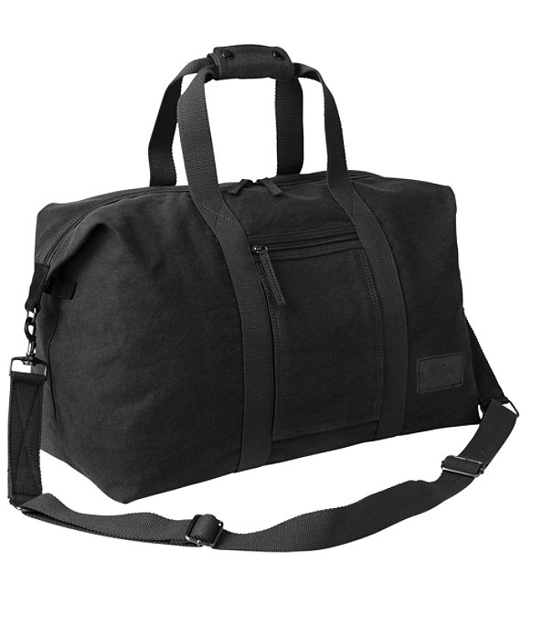 Field Canvas Duffle, Black, large image number 0