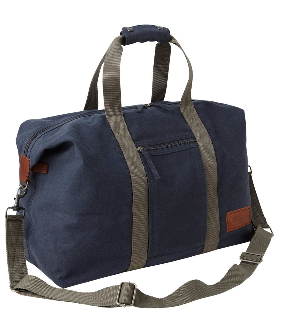Field Canvas Duffle