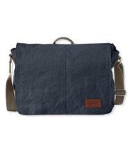 Field Canvas Messenger Bag