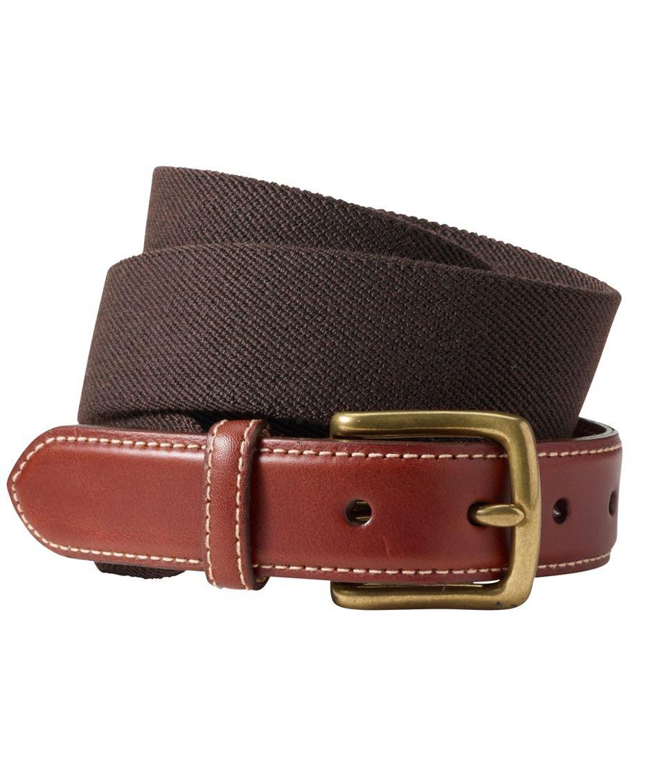 Men's Comfort Waist Belt