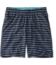"Supplex Sport Shorts, 8"" Print"