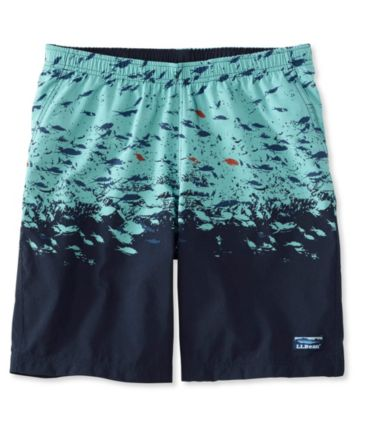 "Men's Supplex Sport Shorts, 8"" Print"