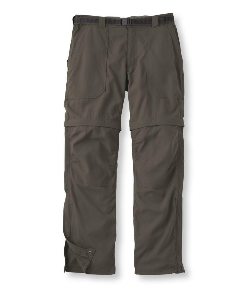 photo: L.L.Bean Timberledge Zip-Off Pants hiking pant