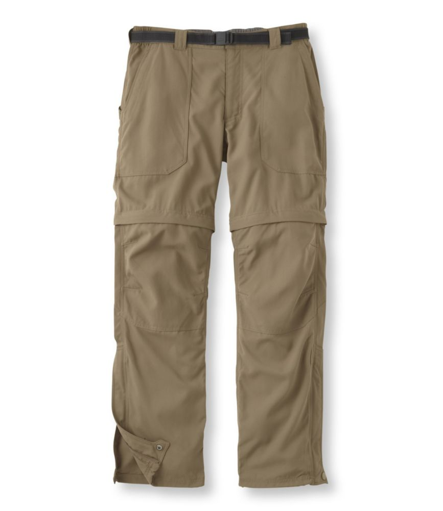 L.L.Bean Timberledge Zip-Off Pants