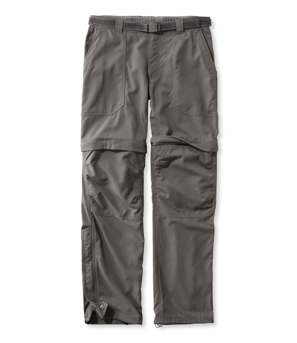Timberledge Zip-Off Pants, Standard Fit