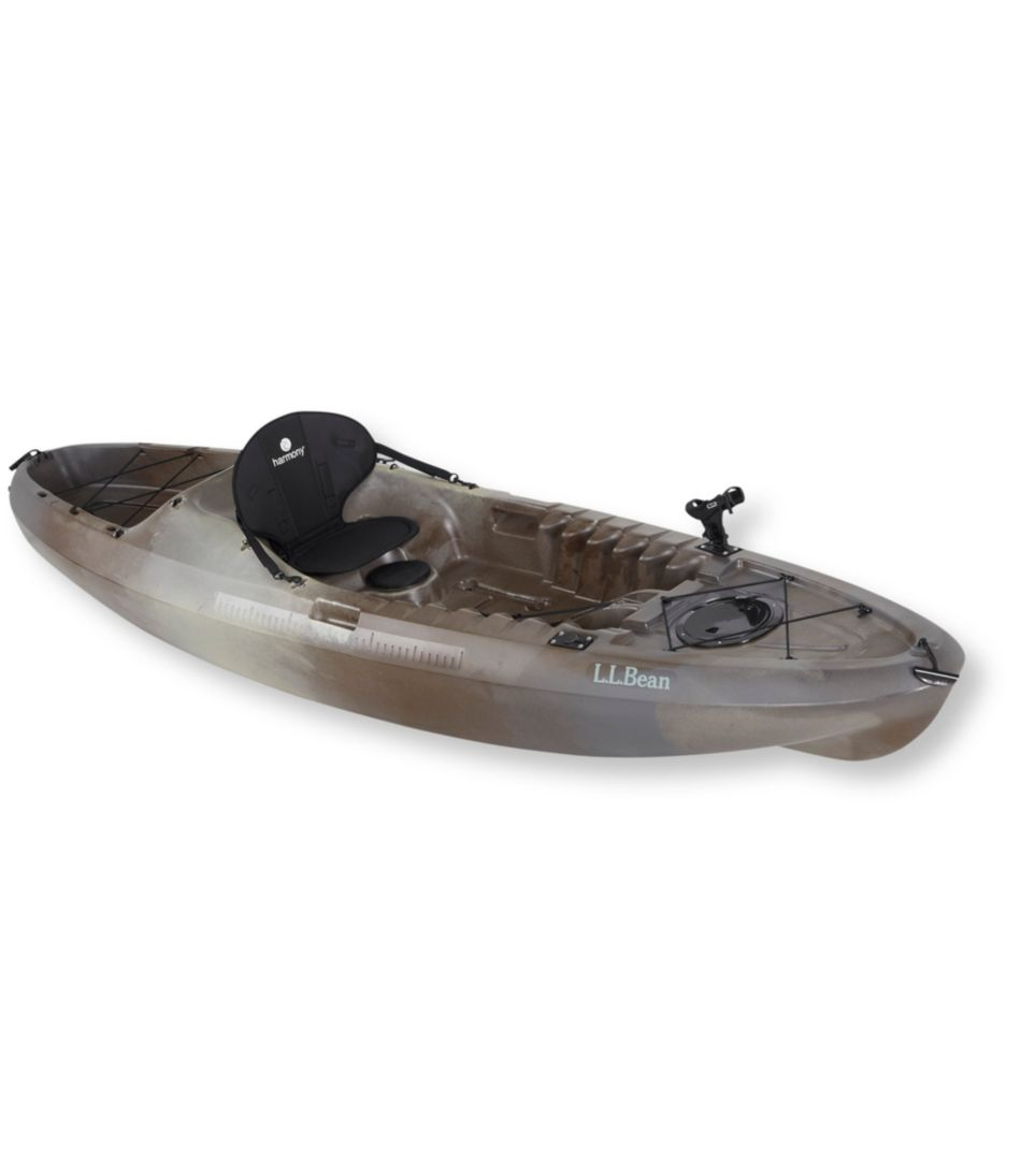Cascadia Angler Sit-on-Top Kayak Package
