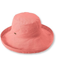 "Cotton Scala Hat, 4¾"" Brim"