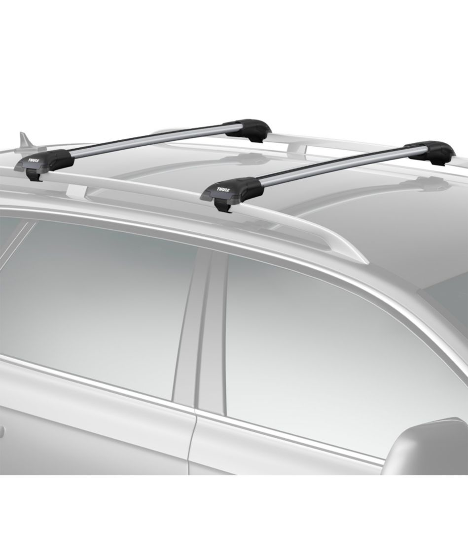 Thule® AeroBlade Edge Roof Bar, Raised Rail