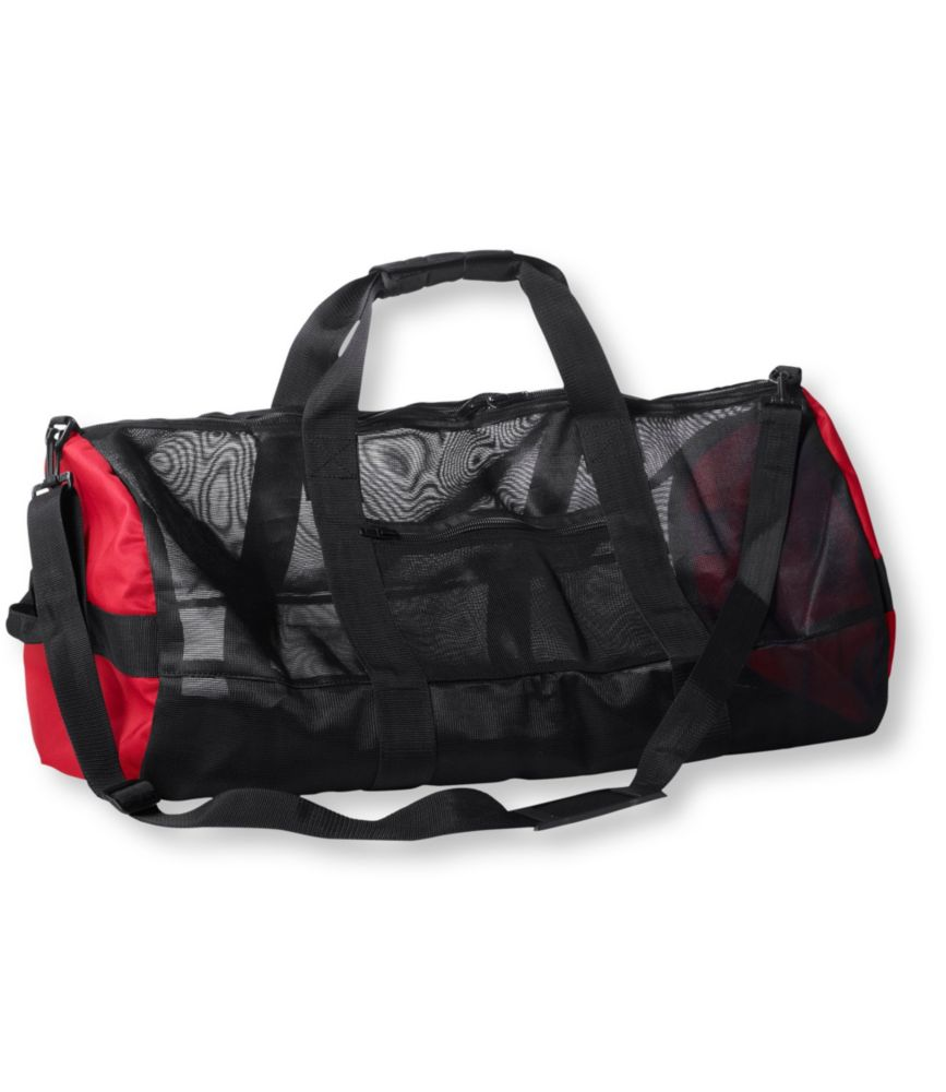 photo: L.L.Bean Mesh Duffle