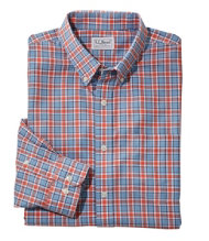 Wrinkle-Free Kennebunk Sport Shirt, Traditional Fit Check