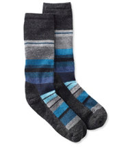 Men's SmartWool Saturnsphere Socks, Stripe