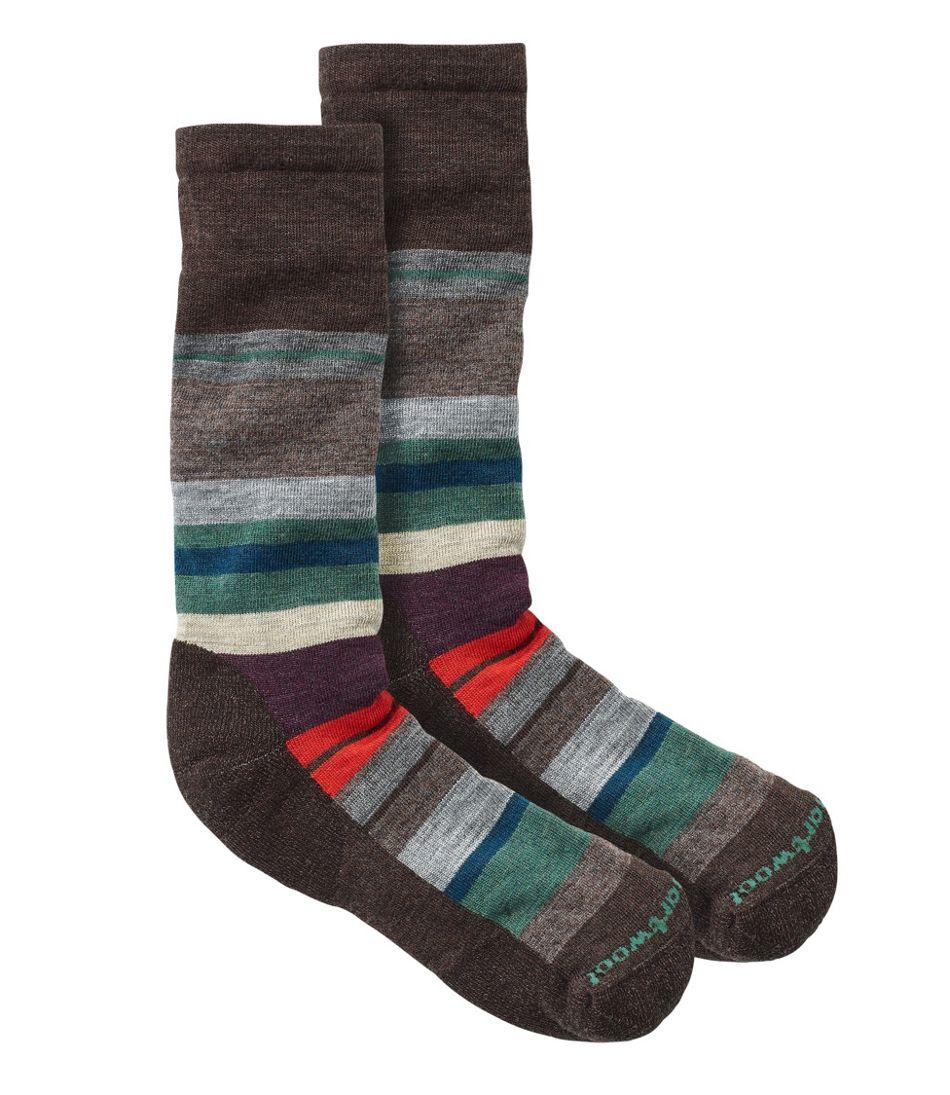 Men's SmartWool Saturnshpere Socks, Stripe