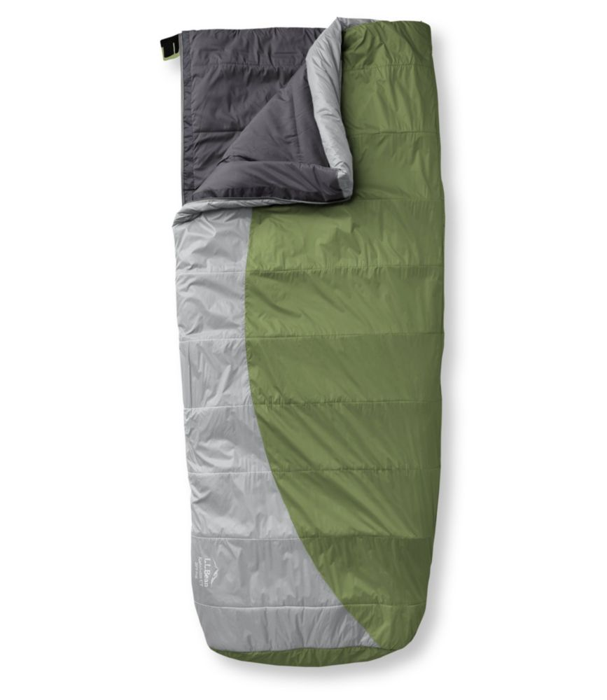 L.L.Bean Katahdin CT Sleeping Bag with Celliant, Rectangular 20°