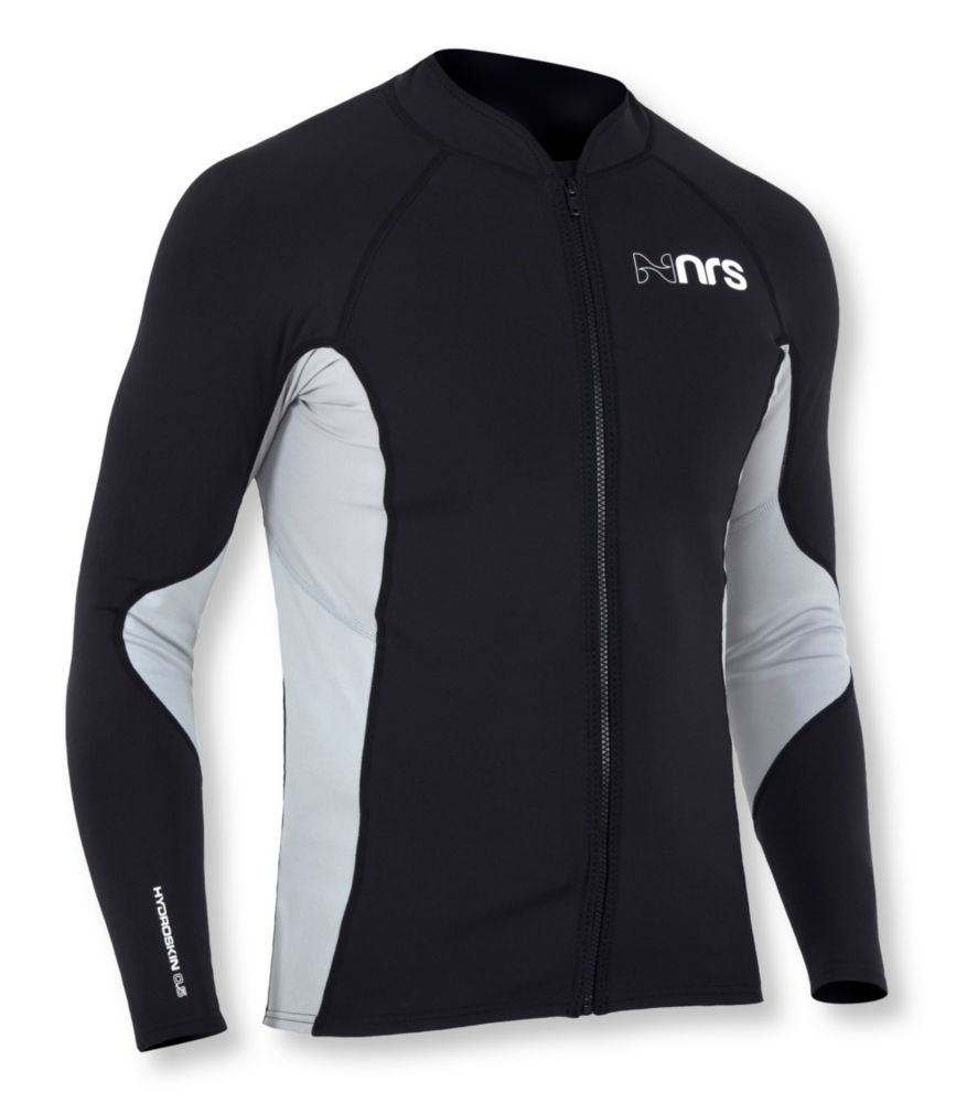 photo: NRS HydroSkin 0.5 Jacket wet suit