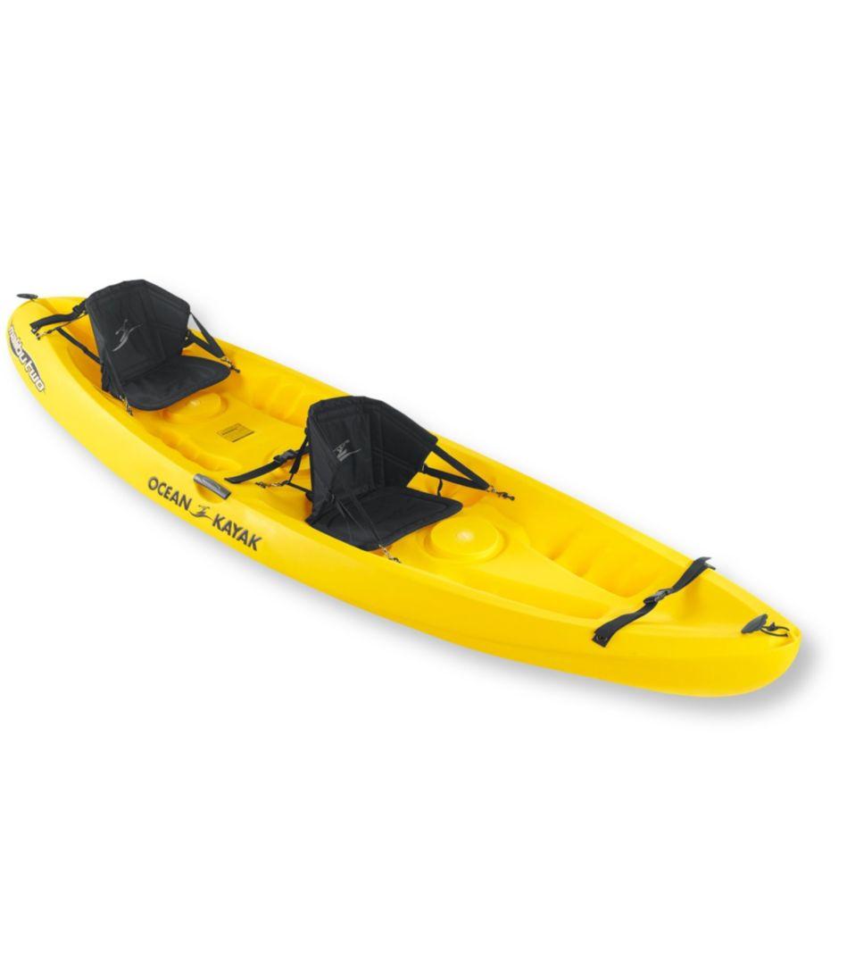 Ocean Kayak Malibu Two Sit-on-Top Package