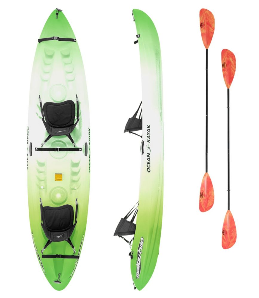 photo: Ocean Kayak Malibu Two sit-on-top kayak