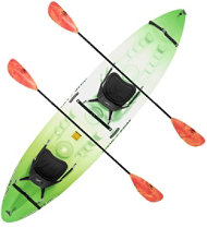 Ocean Kayak Malibu Two Sit-on-Top Package