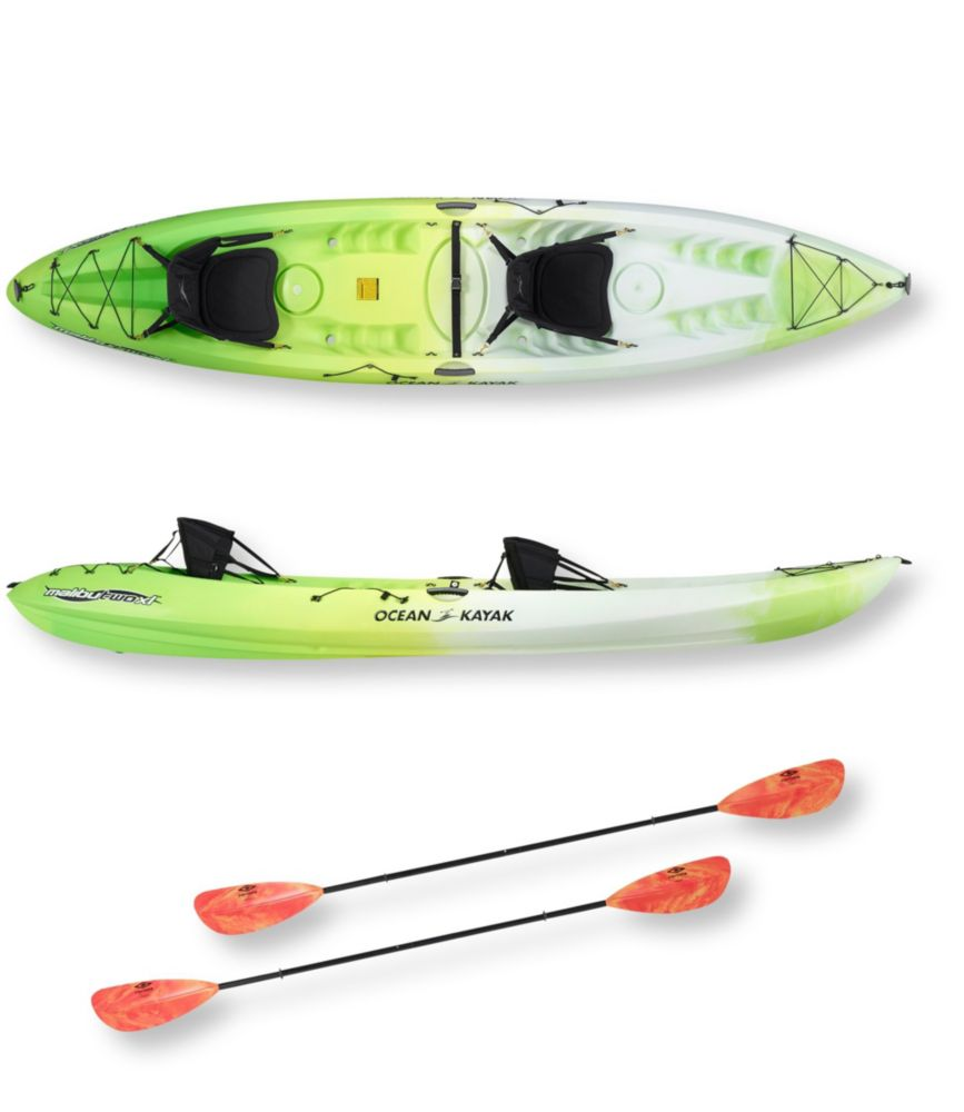 photo: Ocean Kayak Malibu Two XL