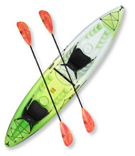 Ocean Kayak Malibu 2 XL Sit-on-Top Package