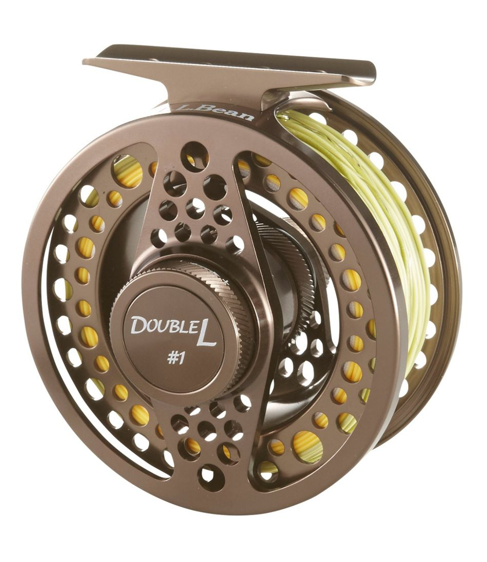 Double L® Four-Piece Fly-Rod Outfits, 4-6 Wt.