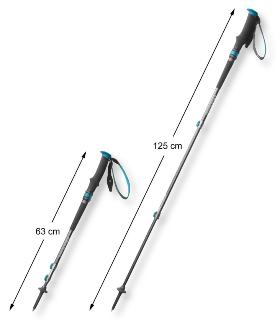 Women's Black Diamond Trail Pro Shock Trekking Poles
