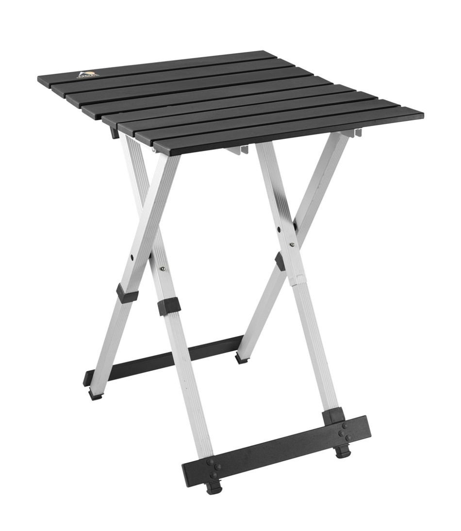 """Compact Camp Table, 20"""""""