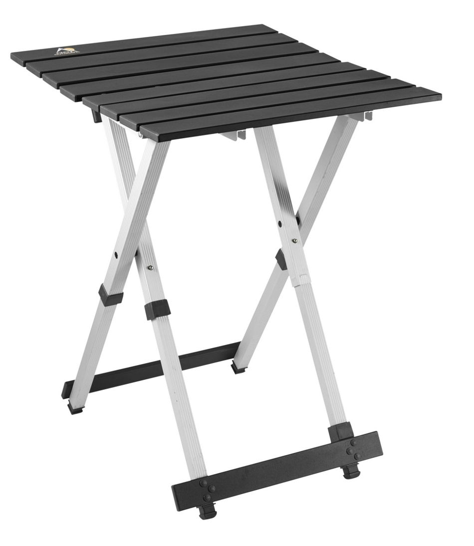 """Compact Camp Table, 25"""""""