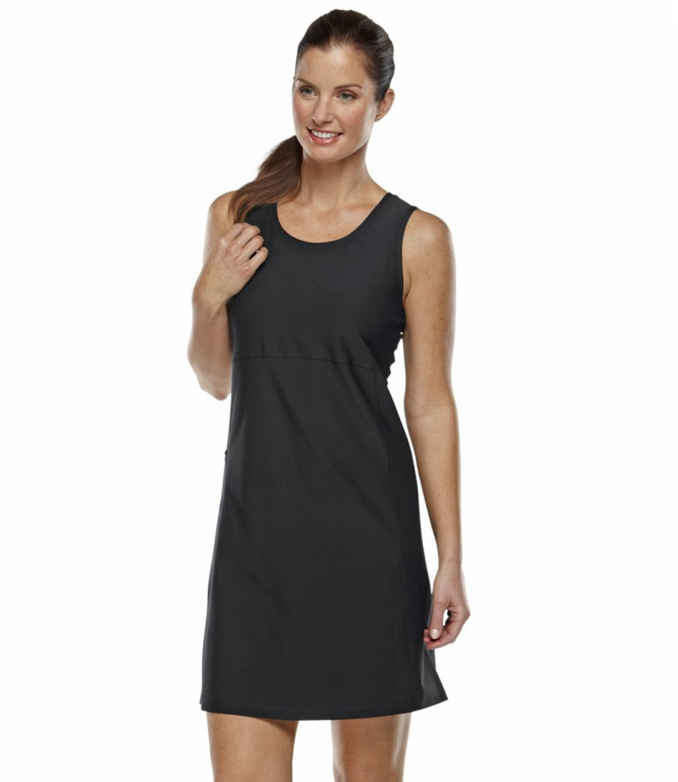 Sleeveless Fitness Dress