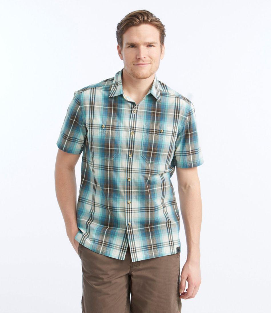 Otter Cliff Shirt, Plaid