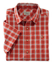 Otter Cliff Shirt, Plaid