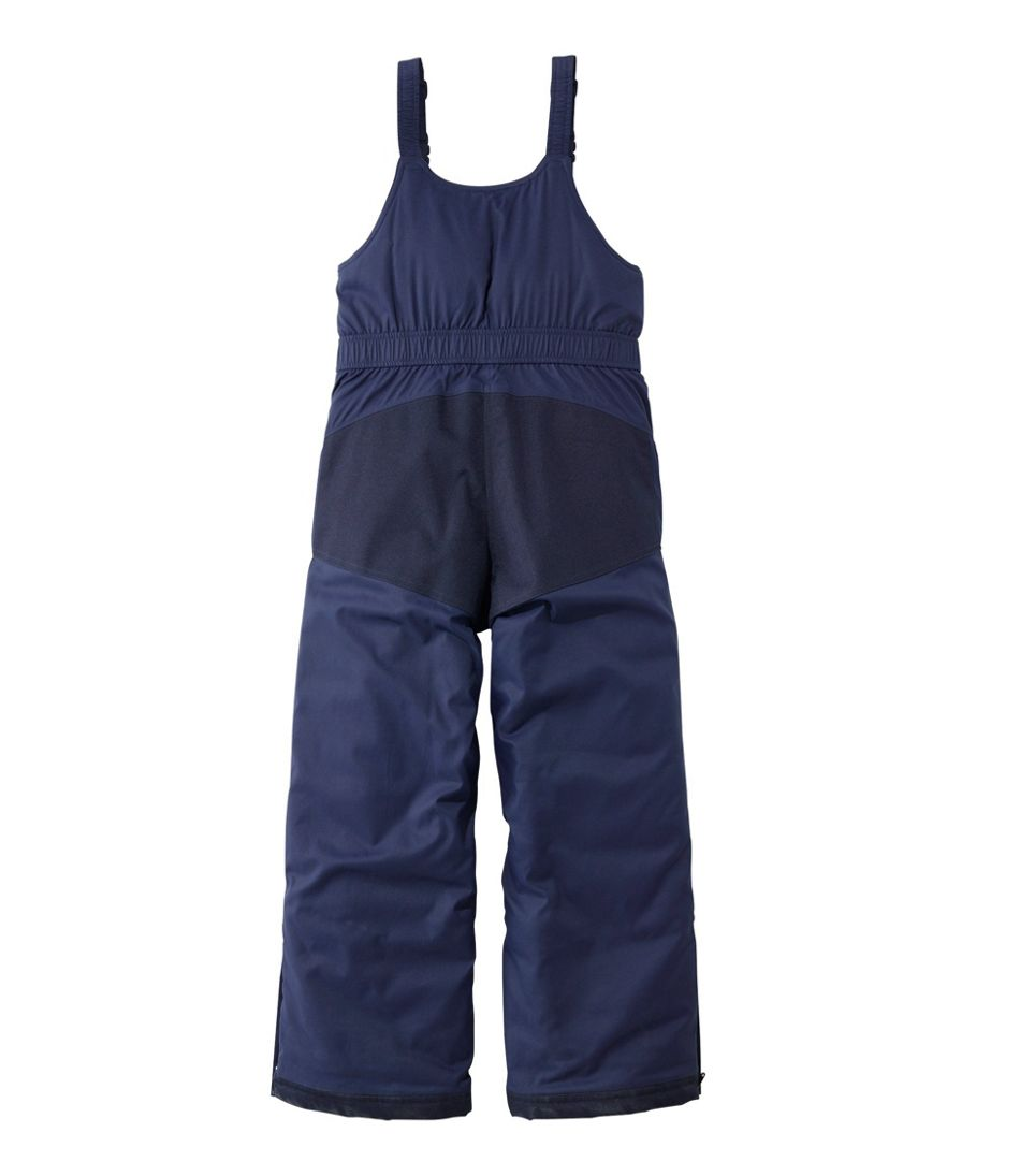 Kids' Cold Buster Snow Bibs
