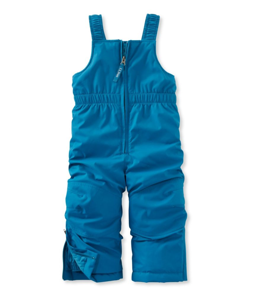 L.L.Bean Cold Buster Snow Bibs