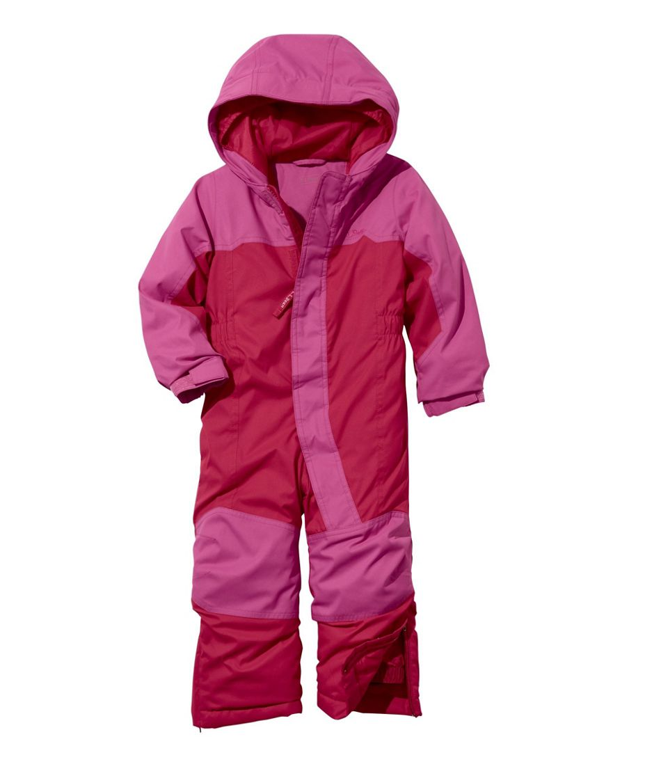 5e2712415 Infants  and Toddlers  Cold Buster Snowsuit