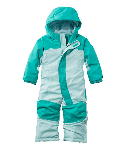 Infants And Toddlers Cold Buster Snowsuit