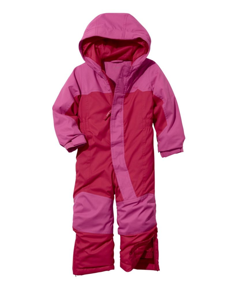 L.L.Bean Cold Buster Snowsuit