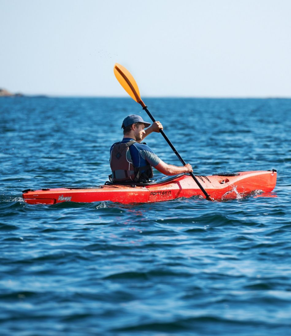 Point 65N Mercury GTX Solo Modular Kayak, with Rudder