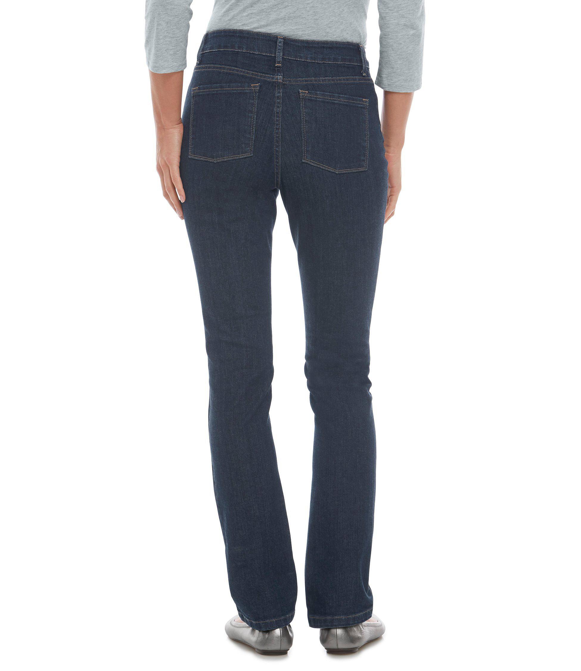 Women's True Shape Jeans, Favorite Fit Slim-Leg   Free Shipping at ...