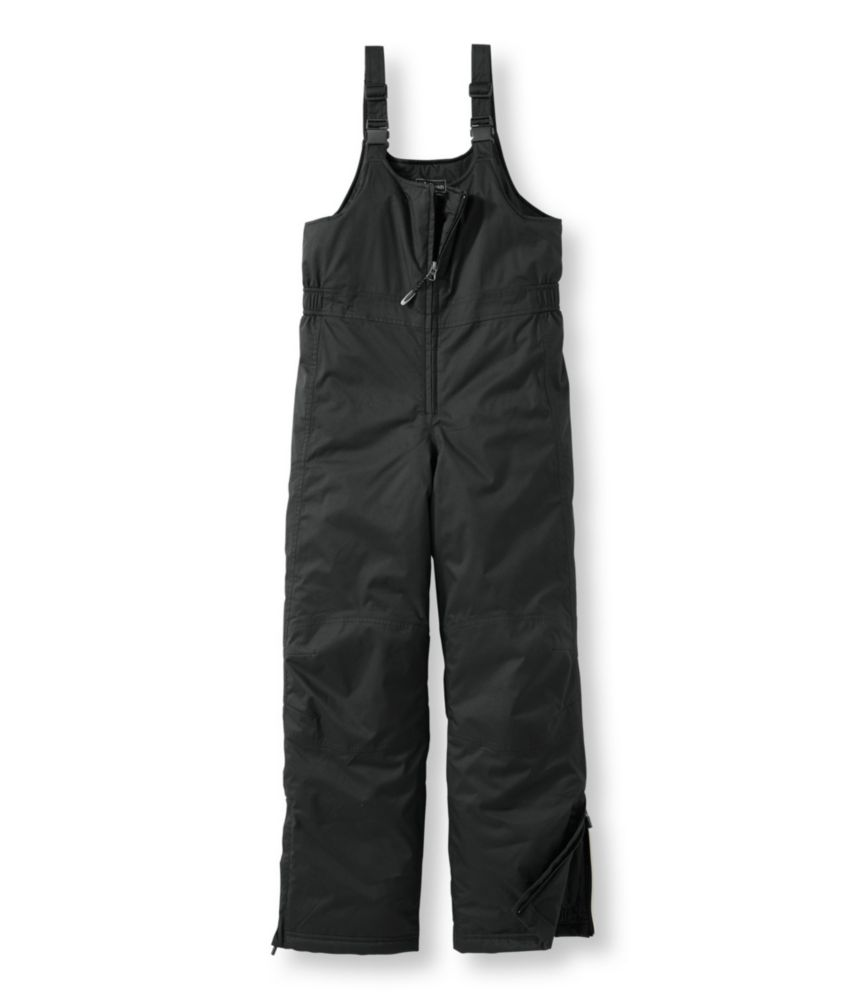 photo: L.L.Bean Snowfield Bibs synthetic insulated pant