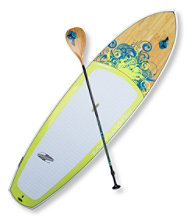 Boardworks Sirena EPX-V Stand-Up Paddleboard Package, 10'4""
