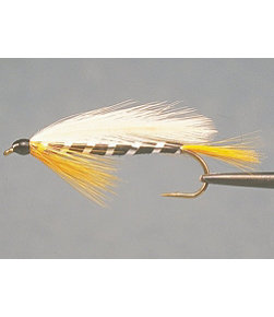 Streamer Flies Black Ghost 2 Pack